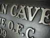 Man CaveMan Cave Sign