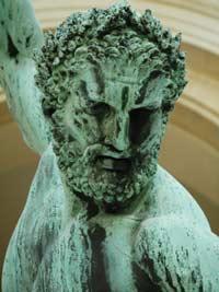 Bronze Statue, London