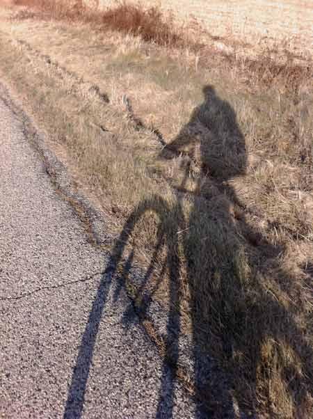 November Bike Ride, Jefferson County WI