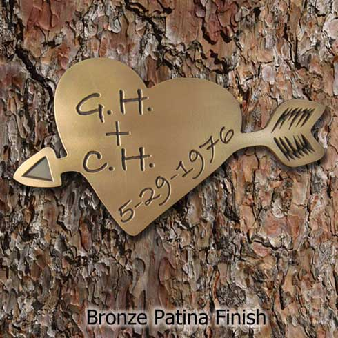 Sweetheart Initials Plaque Voted The World S Best Romantic