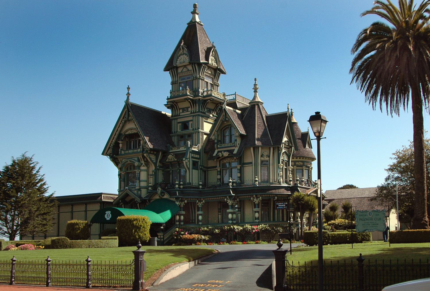 Impressive Carson Mansion Eureka California 1500 x 1015 · 504 kB · jpeg