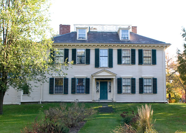 The Colonial House A Classic Style CustomASAPblog by Atlas