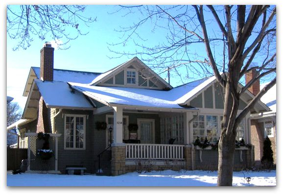 Craftsman Style Home Exteriors Minimalist craftsman homes and decor: a minimalist style