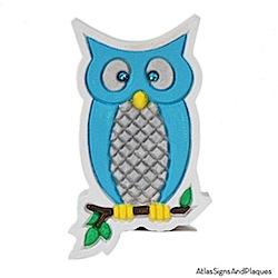 DIY Hoot Owl Ornament