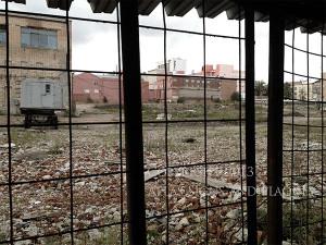 Soviet Era Ruins in Moscow